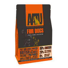 Aatu 80/20 Free Run Chicken Grain Free Adult Dog Food 5kg