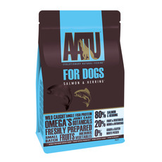 Aatu 80/20 Salmon & Herring Grain Free Adult Dog Food 5kg