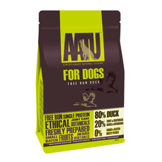 Aatu 80/20 Free Run Duck Grain Free Adult Dog Food 5kg