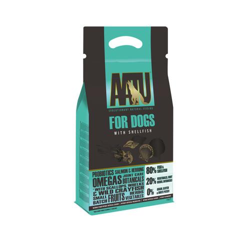 Aatu 80/20 Shellfish Grain Free Adult Dog Food 1.5kg