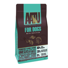 Aatu 80/20 Shellfish Grain Free Adult Dog Food 10kg