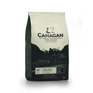 Canagan Free Run Chicken Grain Free All Breeds & Life Stage Dog Food 12kg