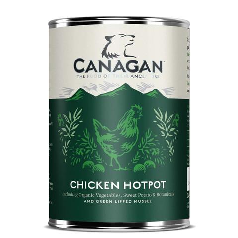 Canagan Chicken Hotpot Grain Free Adult Wet Dog Food