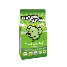 Barking Heads Bad Hair Day Adult Dog Food 2kg