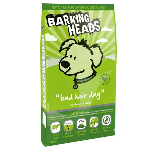 Barking Heads Bad Hair Day Adult Dog Food 12kg