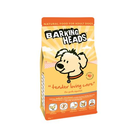Barking Heads Tender Loving Care Adult Dog Food 2kg