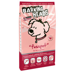 Barking Heads Fusspots Grain Free Adult Dog Food 12kg