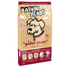 Barking Heads Golden Years Senior Dog Food 12kg