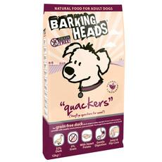 Barking Heads Quackers Grain Free Adult Dog Food 12kg