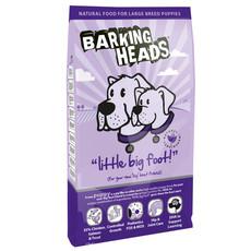 Barking Heads Little Big Foot Large Breed Puppy Food 12kg