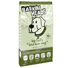 Barking Heads Big Foot Bad Hair Day Large Breed Adult Dog Food 12kg