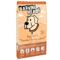 Barking Heads Big Foot Tender Loving Care Large Breed Adult Dog Food 12kg