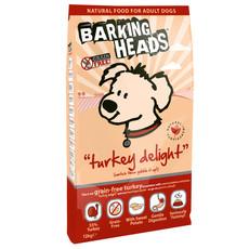 Barking Heads Turkey Delight Grain Free Adult Dog Food 12kg