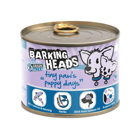 Barking Heads Puppy Days Salmon Grain Free Wet Puppy Food