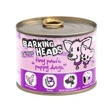 Barking Heads Puppy Days Chicken Grain Free Wet Puppy Food 6 X 200g
