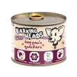 Barking Heads Tiny Paws Quackers Grain Free Wet Small Breed Adult Dog Food 6 X 200g