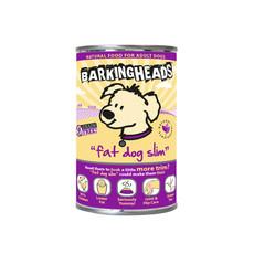 Barking Heads Fat Dog Slim Grain Free Wet Adult Light Dog Food 6 X 400g