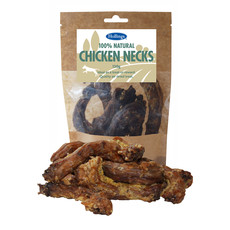 Hollings 100% Natural Chicken Necks Dog Treats 120g To 8 X 120g