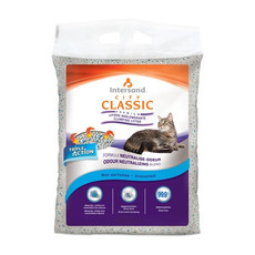Intersand City Classic Unscented Clumping Cat Litter 7kg