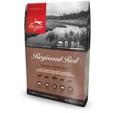 Orijen Regional Red Grain Free All Breeds & Life Stage Dog Food 11.4kg