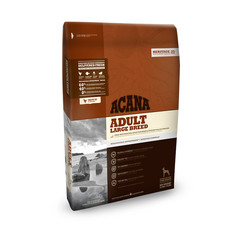 Acana Heritage Grain Free Adult Large Breed Dog Food 11.4kg To 2 X 11.4kg