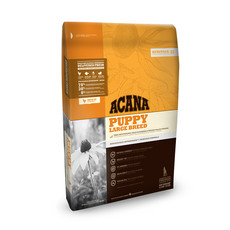 Acana Heritage Grain Free Puppy Large Breed Dog Food 11.4kg To 2 X 11.4kg