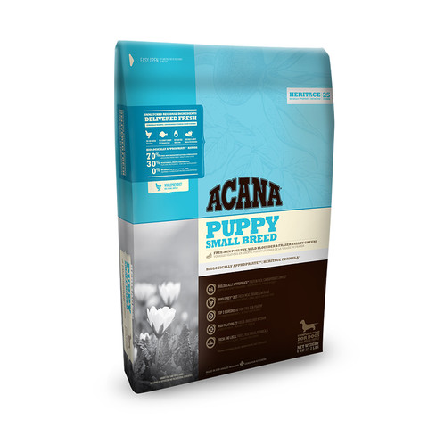 Acana Heritage Grain Free Puppy Small Breed Dog Food 2kg