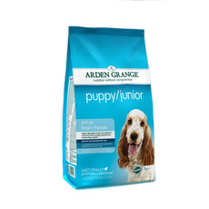 Arden Grange Puppy And Junior Food 2kg
