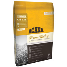 Acana Classics Prairie Poultry All Breeds & Life Stage Dog Food 11.4kg To 2 X 11.4kg