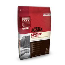 Acana Heritage Grain Free Sport And Agility All Breeds Adult Dog Food 11.4kg To 2 X 11.4kg