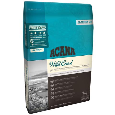 Acana Classics Wild Coast All Breeds & Life Stage Dog Food 11.4kg