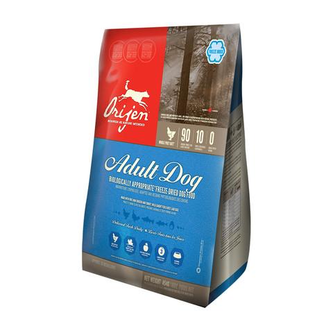 Orijen Grain Free Freeze Dried All Breeds Adult Dog Food 170g