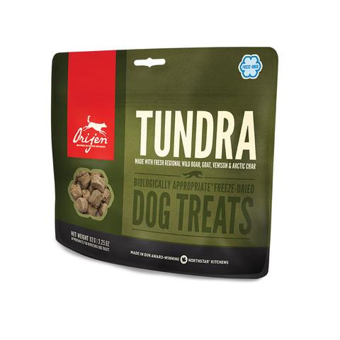 Orijen Grain Free 100% Meat Tundra Freeze Dried Natural Dog Treats 42.5g