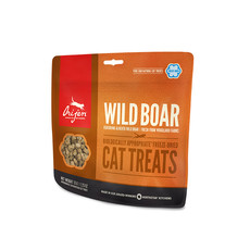 Orijen Grain Free 100% Meat Wild Boar Freeze Dried Natural Cat Treats 35g