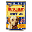 Butchers Tripe Mix Adult Dog Food 12 X 400g