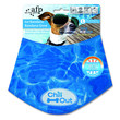 All For Paws Cooling Relief Ice Bandana For Dogs Large