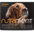 Nutriment Chicken Formula Raw Frozen Adult Dog Food Chubb 1.4kg