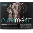 Nutriment Senior Formula Raw Frozen Senior Dog Food Tub 500g