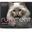 Nutriment Salmon Formula Raw Frozen Adult Cat Food Tub 500g