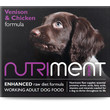 Nutriment Venison & Chicken Formula Raw Frozen Adult Dog Food Tub 500g
