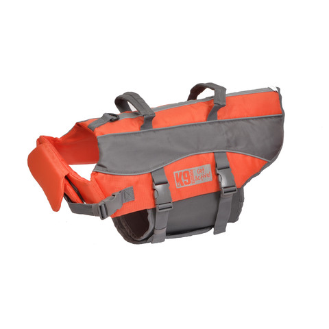 K9 Pursuits 'get Active' Float-coat Life Jacket Dog Buoyancy Aid Medium