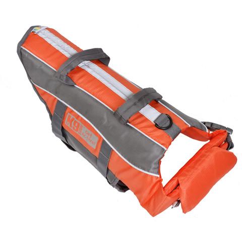 K9 Pursuits 'get Active' Float-coat Life Jacket Dog Buoyancy Aid X Large