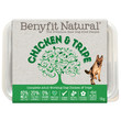 Benyfit Natural Chicken And Tripe Premium Raw Frozen Adult Dog Food 1kg