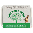 Benyfit Natural Chicken And Tripe Premium Raw Frozen Adult Dog Food 500g