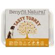 Benyfit Natural Tasty Turkey Premium Raw Frozen Adult Dog Food 1kg