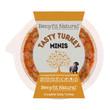 Benyfit Natural Minis Tasty Turkey Premium Raw Frozen Small Breed Adult Dog Food 200g