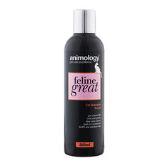 Animology Feline Great Cat Shampoo Peach 250ml