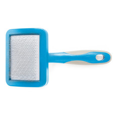 Ancol Ergo Hedgehog Slicker Dog Brush Small To Large