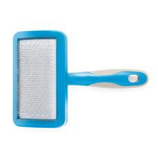 Ancol Ergo Hedgehog Slicker Dog Brush Small To Large