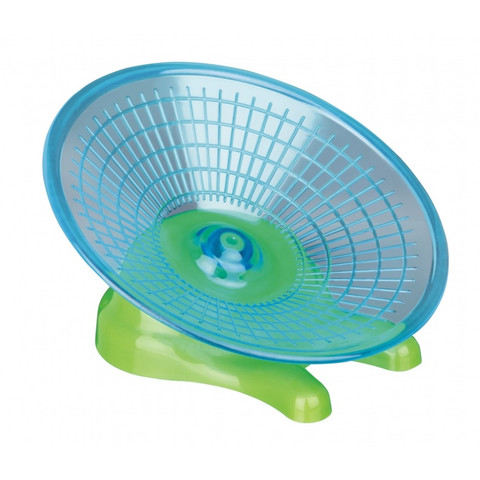 Trixie Plastic Running Disc For Mice & Dwarf Hamsters 17cm